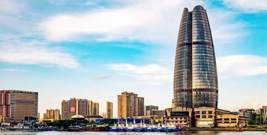 宁波中心大厦